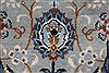 Tabriz Blue Hand Knotted 58 X 96  Area Rug 100-27956 Thumb 12