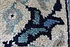Tabriz Blue Hand Knotted 58 X 96  Area Rug 100-27956 Thumb 1
