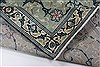 Tabriz Blue Hand Knotted 58 X 96  Area Rug 100-27956 Thumb 4
