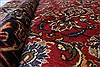 Kashan Red Hand Knotted 64 X 95  Area Rug 100-27957 Thumb 13