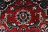 Kashan Red Hand Knotted 64 X 95  Area Rug 100-27957 Thumb 3