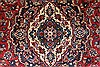 Kashan Red Hand Knotted 64 X 95  Area Rug 100-27957 Thumb 7