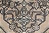 Tabriz Grey Hand Knotted 65 X 98  Area Rug 100-27959 Thumb 10