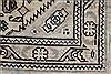 Tabriz Grey Hand Knotted 65 X 98  Area Rug 100-27959 Thumb 11
