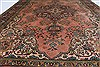 Tabriz Beige Hand Knotted 66 X 95  Area Rug 100-27962 Thumb 16