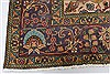 Tabriz Beige Hand Knotted 66 X 95  Area Rug 100-27962 Thumb 19