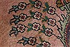 Tabriz Beige Hand Knotted 66 X 95  Area Rug 100-27962 Thumb 21