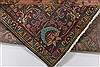 Tabriz Beige Hand Knotted 66 X 95  Area Rug 100-27962 Thumb 27