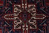 Heriz Red Hand Knotted 81 X 109  Area Rug 100-27963 Thumb 6