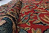 Kerman Red Hand Knotted 78 X 118  Area Rug 100-27965 Thumb 1