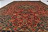 Kerman Red Hand Knotted 78 X 118  Area Rug 100-27965 Thumb 4