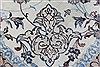 Nain Blue Hand Knotted 68 X 101  Area Rug 100-27966 Thumb 10