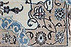 Nain Blue Hand Knotted 68 X 101  Area Rug 100-27966 Thumb 12