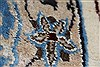 Nain Blue Hand Knotted 68 X 101  Area Rug 100-27966 Thumb 13
