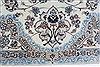 Nain Blue Hand Knotted 68 X 101  Area Rug 100-27966 Thumb 5