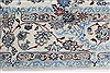 Nain Blue Hand Knotted 68 X 101  Area Rug 100-27966 Thumb 6