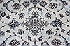 Nain Blue Hand Knotted 68 X 101  Area Rug 100-27966 Thumb 7