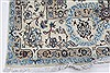 Nain Blue Hand Knotted 68 X 101  Area Rug 100-27966 Thumb 8