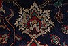 Tabriz Red Hand Knotted 98 X 129  Area Rug 100-27968 Thumb 12