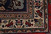 Tabriz Red Hand Knotted 98 X 129  Area Rug 100-27968 Thumb 1