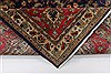 Tabriz Red Hand Knotted 98 X 129  Area Rug 100-27968 Thumb 5
