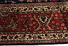 Tabriz Red Hand Knotted 98 X 129  Area Rug 100-27968 Thumb 8