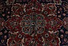 Tabriz Red Hand Knotted 98 X 129  Area Rug 100-27968 Thumb 9
