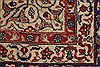 Tabriz Blue Hand Knotted 98 X 128  Area Rug 100-27970 Thumb 11