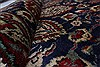 Tabriz Blue Hand Knotted 98 X 128  Area Rug 100-27970 Thumb 2