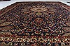 Tabriz Blue Hand Knotted 98 X 128  Area Rug 100-27970 Thumb 5