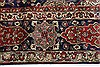 Tabriz Blue Hand Knotted 98 X 128  Area Rug 100-27970 Thumb 6