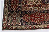 Tabriz Blue Hand Knotted 98 X 128  Area Rug 100-27970 Thumb 8