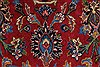 Kashan Red Hand Knotted 96 X 130  Area Rug 100-27977 Thumb 10