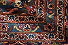 Kashan Red Hand Knotted 96 X 130  Area Rug 100-27977 Thumb 12