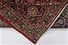 Kashan Red Hand Knotted 96 X 130  Area Rug 100-27977 Thumb 3