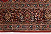 Kashan Red Hand Knotted 96 X 130  Area Rug 100-27977 Thumb 6
