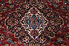 Kashan Red Hand Knotted 96 X 130  Area Rug 100-27977 Thumb 7