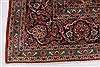 Kashan Red Hand Knotted 96 X 130  Area Rug 100-27977 Thumb 8