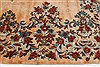 Kerman Blue Hand Knotted 100 X 149  Area Rug 100-27980 Thumb 14