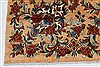 Kerman Blue Hand Knotted 100 X 149  Area Rug 100-27980 Thumb 16