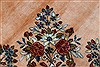 Kerman Blue Hand Knotted 100 X 149  Area Rug 100-27980 Thumb 19