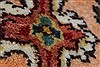Kerman Blue Hand Knotted 100 X 149  Area Rug 100-27980 Thumb 20