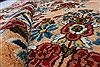 Kerman Blue Hand Knotted 100 X 149  Area Rug 100-27980 Thumb 21