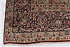 Kerman Red Hand Knotted 96 X 126  Area Rug 100-27983 Thumb 10