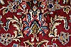 Kerman Red Hand Knotted 96 X 126  Area Rug 100-27983 Thumb 12