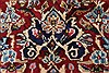 Kerman Red Hand Knotted 96 X 126  Area Rug 100-27983 Thumb 13