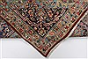 Kerman Red Hand Knotted 96 X 126  Area Rug 100-27983 Thumb 5