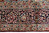 Kerman Red Hand Knotted 96 X 126  Area Rug 100-27983 Thumb 8