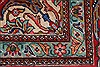 Tabriz Red Hand Knotted 98 X 128  Area Rug 100-27989 Thumb 14