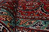 Tabriz Red Hand Knotted 98 X 128  Area Rug 100-27989 Thumb 4